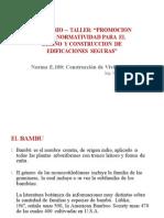(303656294) 15. Norma E.100 Bambú