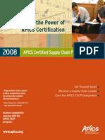 Apics Manual