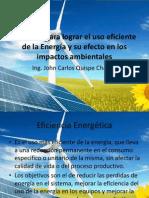 Eficiencia Energética Clase Modelo