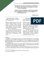 Reeducarea Echilibrului in Ortostatism Si a Mersului La Bolnavii de Scleroza Multipla in Stadiile 1-5 Dupa Scala Kurtzke