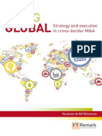 Baker & McKenzie - Going global, strategy and execution in cross-border M&A