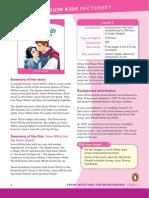 Snow White Factsheet