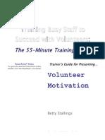 4TG Volunteer Motivation