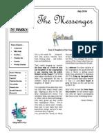 July 2014 Messenger