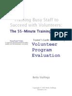 10TG Program Evaluation