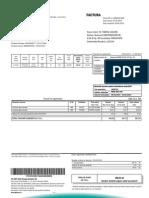 Factura GDF SUEZ Energy Romania Nr 010803367680