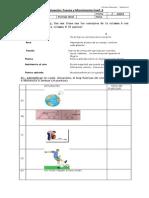 Evaluación Coef. 2 Ciencias Septimo
