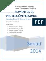 Intrumentos de Proteccion Personal Original Las Estrelliats