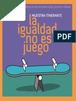 Igualdad Catalogo Muestra Ed2010