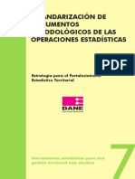 Estandarizacion Documentos Metodologicos