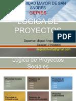 Lógica de Proyectos