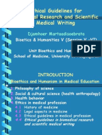 EthicalGuidelines Biomedical (DM)