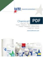 Renown Chemical Brochure