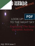 ASTRO NERDS Astronomy Ezine - July 2014