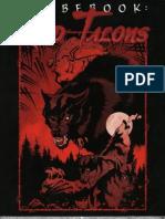 WtA - Red Talons Tribebook (Revised)