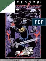 WtA - Shadow Lords Tribebook (Revised)