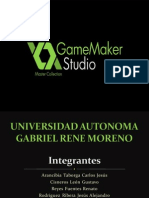 Diapositiva Game Maker Studio