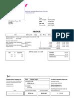 Test Invoice
