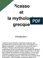 Exposé Picasso et la mythologie grecque Ohresser