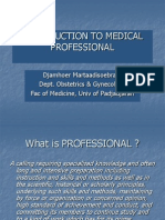 Introduction to Medical Professional Lcd 1