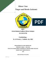 Case Kecil Trigger Finger & Stroke Iskemik