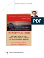 Geheime Strategien Im Internetbusiness