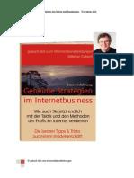 Geheime Strategien Im Internetbusiness