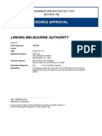 Works Approval 21 May 2014