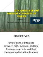 4- Therapeutic Effects of Low Frequency Currents on TissuesIV