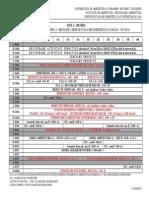 orar sesiune uauim iulie 2014
