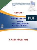 20-Finanzas VAN TIR