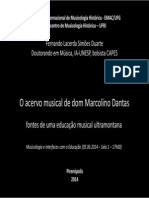 Duarte Dom Marcolino Pirenopolis 2014