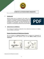 01-Aplicaciones Rad. Ionizantes - 2010