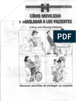 movilización pacientes