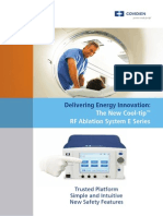 Cool Tip Rf Ablation System e Series Brochure