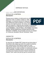 industrias nicaraguenses