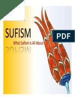 Sufism Presentation