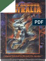 WtA - Rage Across Australia
