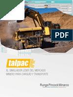 Uso de Talpac
