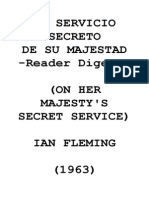 On Her Majesty s Secretservice