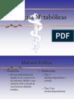 Urgencias Metabolicas