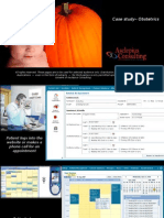 product case study- obstetrics