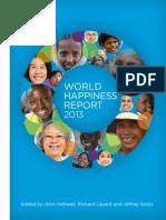 WorldHappinessReport2013 Online
