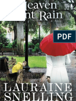 Heaven Sent Rain by Lauraine Snelling- First Chapter