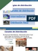Capitulo 9 - Estrategia de Distribucion