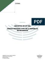 Proyecto de Ley de Codigo Procesal Civil (Para Dictamen)