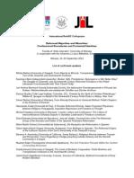 RMM List of Speakers 14 06