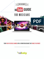 Youtube Guide