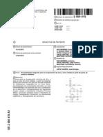 Patente EXCINOX