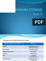 Hormonii steroizi